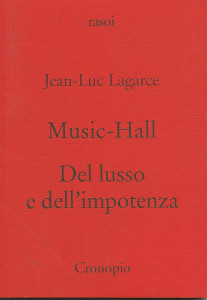 Jean-Luc Lagarce-Music-Hall