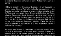 flyer La notte delle donne_RETRO giallo